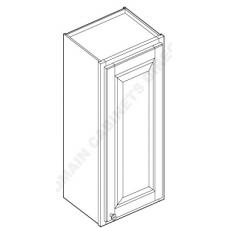 WALL CABINET--ONE DOOR